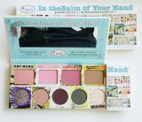 in The Balm of Your Hand 11 Color The Balm Cosmetics Eyeshadow