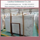 Cheapest Natural Stone Polished Volakas White Marble Tile