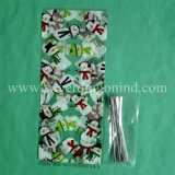 PP Treat Bag for Candy Packing Withtwist Ties