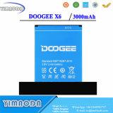 New 3000mAh Doogee X6 Battery for Doogee X6 PRO Smart Mobile Phone