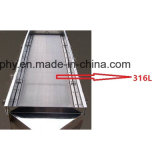 Supply Linear Vibrating Shaker for Sieving Fire Agent Powder