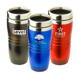 Stainless Steel Auto Mug Desk Mug in 16oz Cm-33