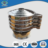 Stainless Steel Multilayer Round Fine Vibration Screen