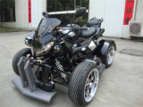 2015 New 250cc ATV EEC Approved Road Legal Quad Bikes of Hurricane