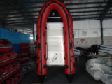 Factory Supply Rescue Boat Navy Boat Inflatable Rubber Boat