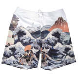 Custom Full Sublimation Mens Board Shorts with Colorfull Pattern
