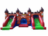 Castle Inflatable Playground with Customize Theme