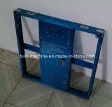 Sheet-Metal Fabrication Plating Bule Zinc, Silk Print Parts (FL20131132I)