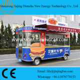High Quality Food Vending Carts for Selling Food and Beverage