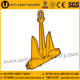Shipbuilding Marine Casting Anchor AC-14 Type