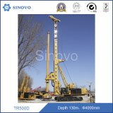 Original CAT Base TR500C Biggest Piling Construction Rotary Drilling Machine