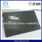 Spot UV Embossed RFID Business Cards