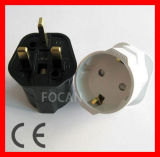 Power Travel Charger Adaptor & Universal Travel Adapter with USB and UL, SAA, CE RoHS (FC-16883)
