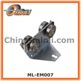 Punching Bracket Pulley for Heavy Hanging Door (ML-EM007)
