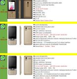 Factory OEM GSM Quad Band Mobile Phone Cellphone with Whatsapp