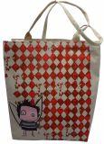 Hot Selling Durable Shopping Handbag 16 Ounce Canvas Cotton Tote Bag