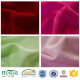 Microfibre Polyester Knitted 2mm Slipper Velboa Fabric