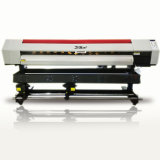 Xuli Inkjet Printer- 2.5pl Xaar 1201*2 Industrial Printhead Wide Format Eco Solvent Printer