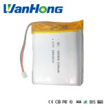 805050pl 2200mAh 3.7V Lithium Battery for Personal Stereo