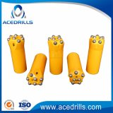 Drilling Tool Rock Drill Tapered Tungsten Carbide Button Bit for Oil Drifting and Tunneling
