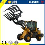 1.6t Grass Graber Wheel Loader Xd918f
