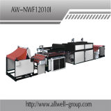 One Color Automatic Non Woven Fabric Screen Printer (FB-NWF)