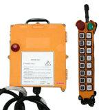 F21-16D Long Distance Control Concrete Pump Truck Wireless Remote Control
