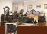 Classic Bedroom Furniture/European Noble Bedroom Furniture (YF-W806)