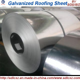 Hot Dipped Building Material Q235B Galvanized Steel for Construction