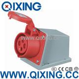 Qixing Cee/IEC International Standard Surface Mouinted Socket (QX-105)