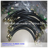 SAE 100 R2 Rubber Hydrailic Hose with Fitting