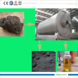 Coal to Diesel Oil Recycling Pyrolysis Plant 10tpd