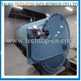 Hot Sale Horizontal Glass Lamination Autoclave