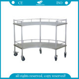 AG-Ss007 Utility Ss Hospital Trolley