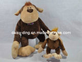Plush Cute Big Monkey with Soft Material