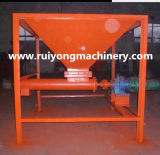 High Efficiency Dry Powder Quantitative Feed Machine