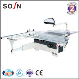 Precision Wood Cutting Sliding Table Saw From Factory