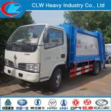 New Design 4X2 Rear Loader Compacting Garbage Truck