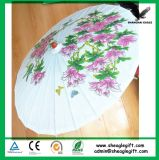 Promotional Logo Customized Paper Umbrella