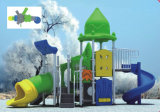 2015 Hot Selling Outdoor Playground Slide with GS and TUV Certificate (QQ14024-1)