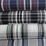 Cottn Yarn Dyed Plain Weave Check Fabric (LZ6018)
