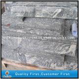 Cheap Sand Wave/China Juparana Grey Granite Tiles for Flooring