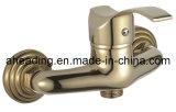 Brush Golden Shower Faucets (SW-8862J)