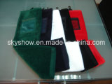 Solid Color Golf Towel with Mesh Pocket (SST0317)