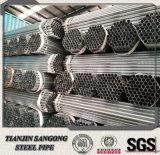 Pre-Galvanized Welded Steel Pipes Standard Seaworthy Packing