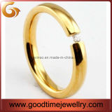 Fashion Finger Rings Jewelry (GSR-1200G)
