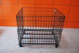 Garage Logistics Rolling Tools Storage Cage (YRD-C1)