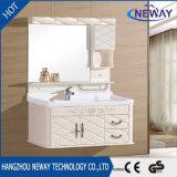 High Quality Wall PVC Bathroom Vanity Cabinet Factory Hotel