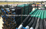 Four Steel Wire Spiraled Well Drilling Pipe