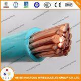 UL Copper Thhn Wire 12AWG Mtw Awm Twn